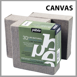 Pebeo Canvases