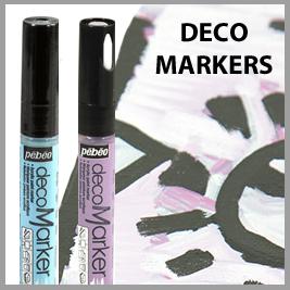 Pebeo Deco Markers