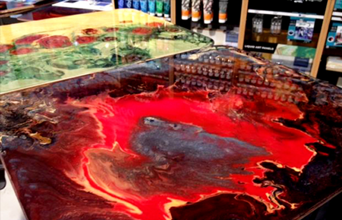 Pebeo Mixed Media Paints With Resin