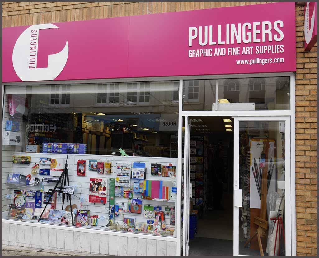 Kingston shop front