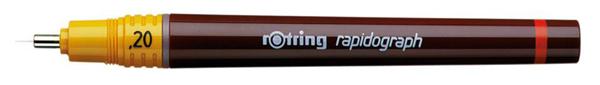 Rotring Rapidograph Pen