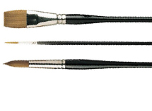 Pro Arte Prolene Brushes
