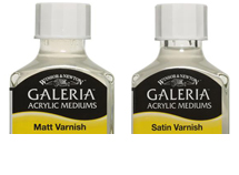 Galeria Acrylic Paint Varnishes