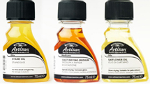 Artisan Water Mixable Oil Mediums