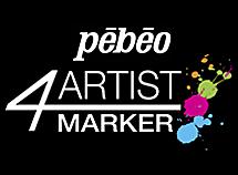 Pebeo 4ARTIST MARKERS