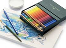 Drawing With Watercolour Pencils