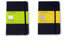 Large Moleskine Notebooks