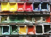 Watercolour Paints