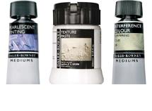 Daler Rowney Acrylic Effect Mediums