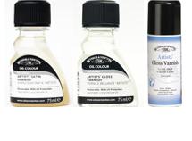 Winsor & Newton Oil Varnishes