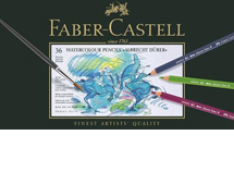 Faber Castell Albrecht Durer Watercolour Pencils
