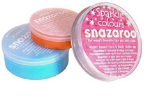 Snazaroo Face Paint Individual Colours