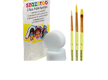 Snazaroo Face Paint Accessories