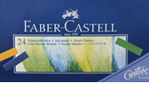 Faber Castell Creative Studio Soft Pastels