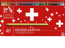 Caran D'ache Swisscolor Pencils