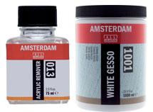 Amsterdam Acrylic Mediums