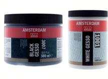 Amsterdam Acrylic Surface Preparation