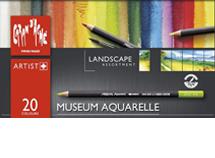 Caran d'Ache Museum Watercolour Pencils