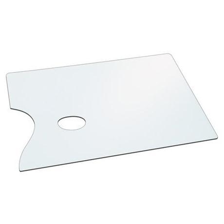 Jakar Large Rectangular Flat Plastic Palette Image 1