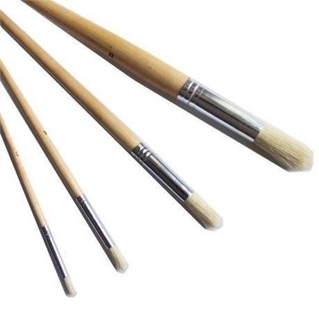 Loxley Short Handled Hog Brushes Image 1