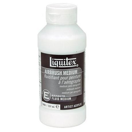 Liquitex Airbrush Medium 237ml Bottle Image 1