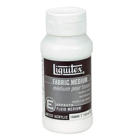 Liquitex Fabric Medium 118ml Bottle Image 1