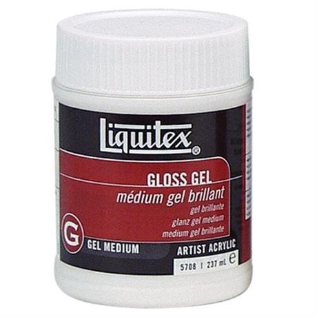 Liquitex Gloss Gel Medium Image 1