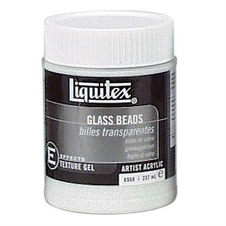Liquitex Glass Beads Medium 237ml Jar Image 1