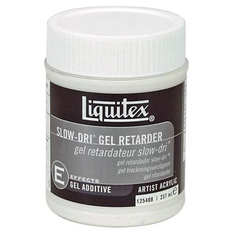 Liquitex Slow-Dri Gel Retarder Medium 237ml Jar Image 1