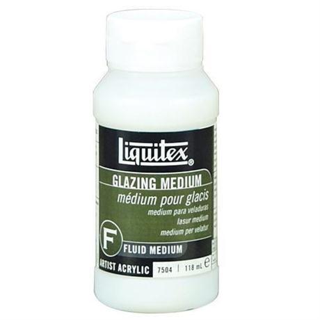 Liquitex Acrylic Glazing Medium Image 1