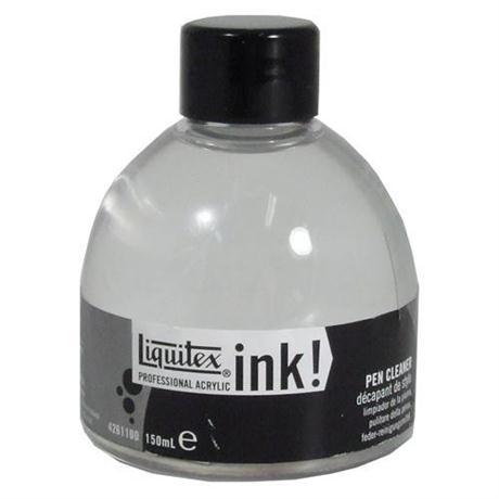 Liquitex Acrylic Ink Pen Cleaner 150ml Image 1