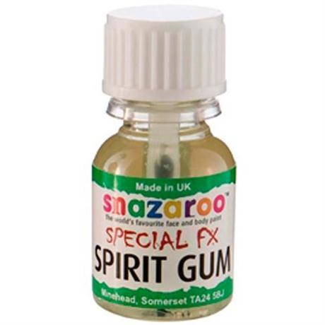 Snazaroo Face Paint Spirit Gum Glue 10ml Image 1