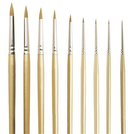 Pro Arte Series 107 Prolene Spotting Brushes Image 1