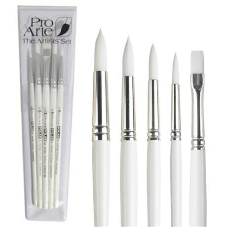 Pro Arte Polar Brush Set Image 1