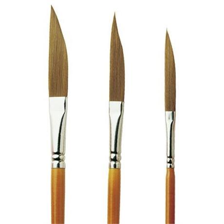 Pro Arte Series 9A Prolene Sword Liner Brushes Image 1