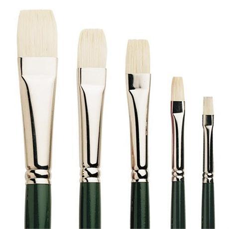 Pro Arte Series A Hog Brush - Short Flat Image 1
