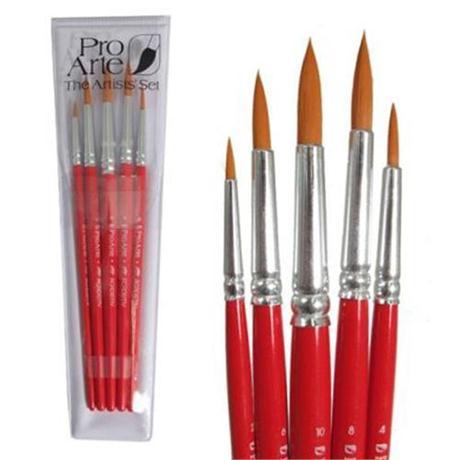 Pro Arte Academy Brush Set Image 1