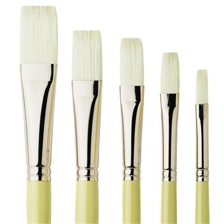 Pro Arte Series B Hog Brush - Long Flat Image 1