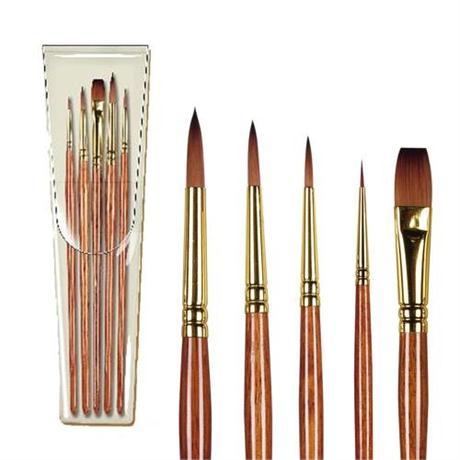 Pro Arte Prolene Plus Brush Set W2 Image 1