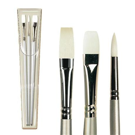 Pro Arte Series 201 Sterling Acrylix Brush Set Image 1