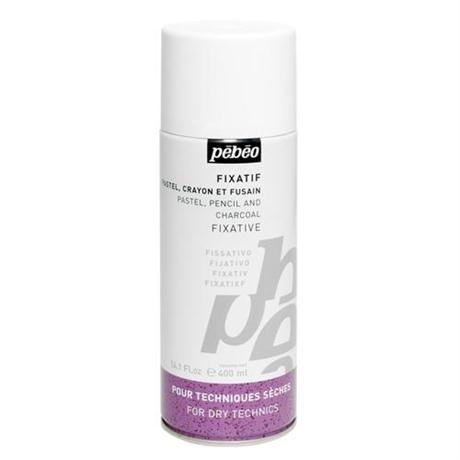 Pebeo Fixative Spray Can 400ml Image 1