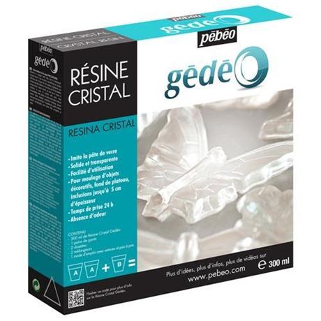 Pebeo Gedeo Crystal Resin 300ml Image 1