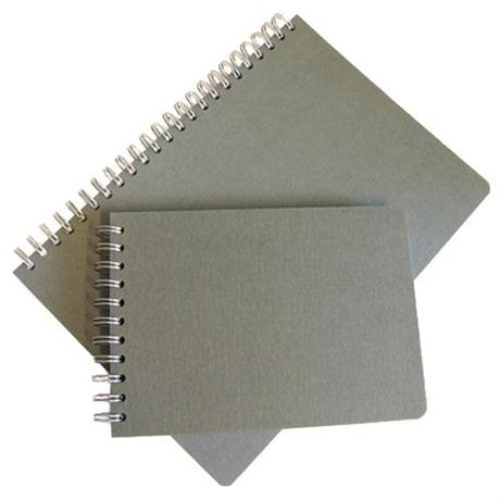 Seawhite ECO Recycled Spiral Sketch Book Image 1