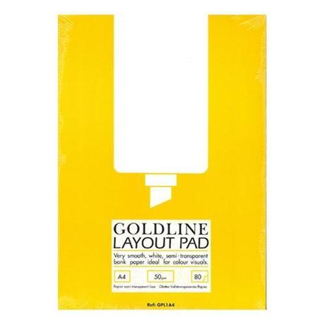 Goldline Layout Pad Image 1
