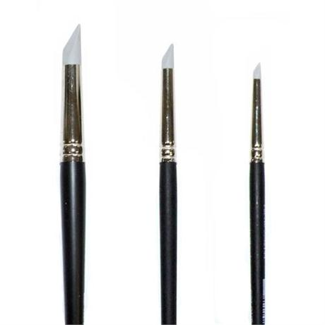 Colour Shaper Firm Grey Tip - Angle Chisel Image 1
