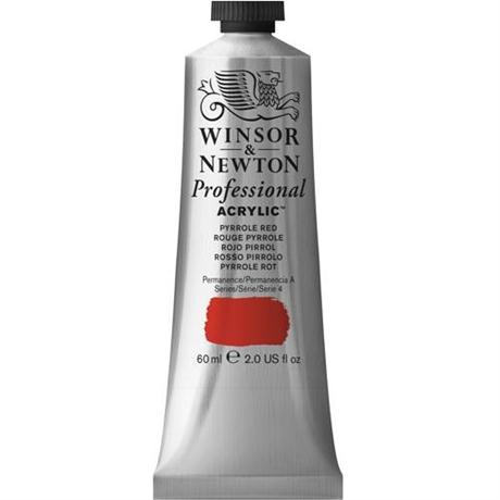 Winsor & Newton Professional Acrylic Paint 60ml Tube Image 1