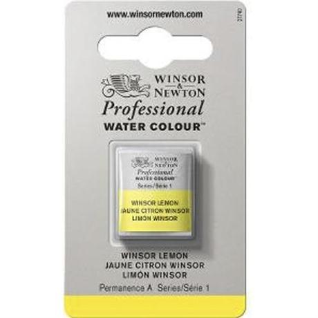 Winsor & Newton Professional Watercolour Half Pans Image 1
