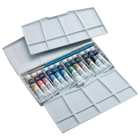 Cotman Painting Plus 12 Tube Set Image 1