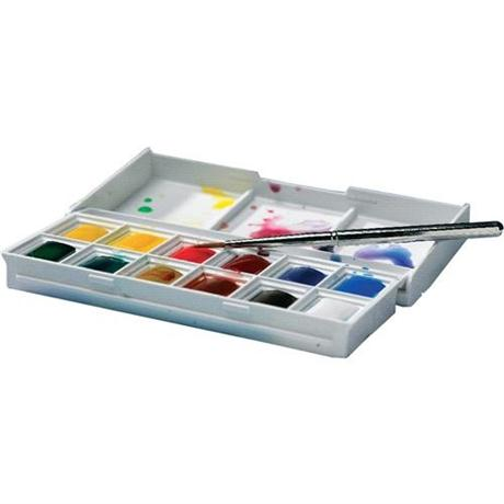 Cotman Watercolour Sketchers Pocket Box Image 1