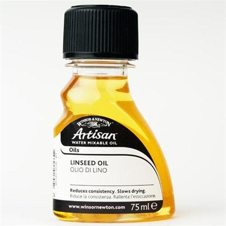 Artisan Linseed Oil Image 1